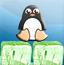 滑行的企鹅