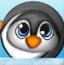滚动的企鹅