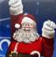 圣诞老人消彩球