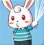 兔小美拼图之捉泥鳅