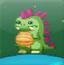 小恐龙保护地球
