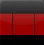 红色方块连接
