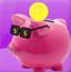 小猪运输金币中文版