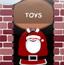 圣诞老人准备礼物