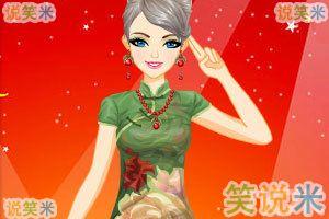 中国传统服饰