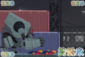 觉醒的机器人无敌版